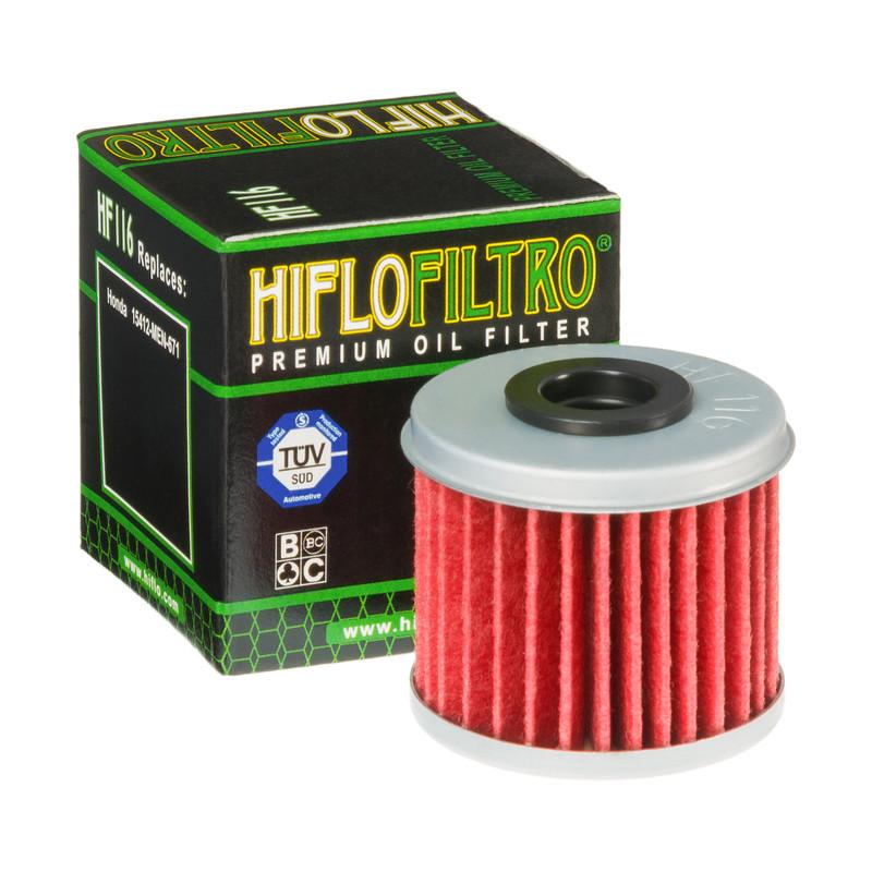 HONDA CRF R 250 2010 OIL FILTER HIFLO