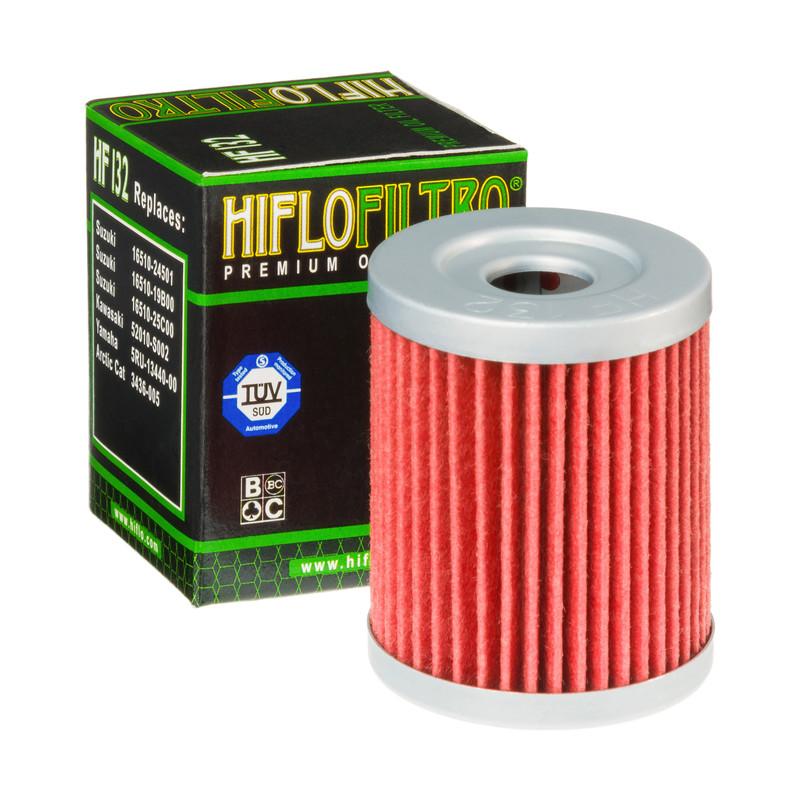 Hiflofiltro HF132 Oil Filter For 1996 Suzuki LT-F250 QuadRunner