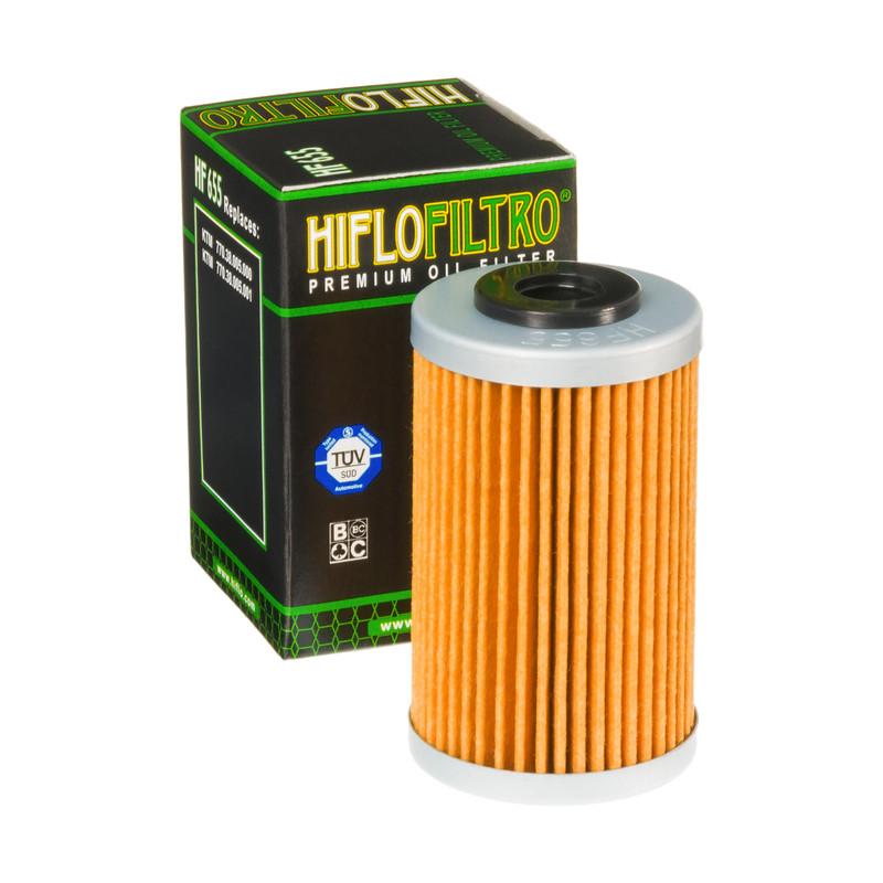 Hiflo HF138 Motorcycle Motorbike Replacement Premium Engine Oil Filter